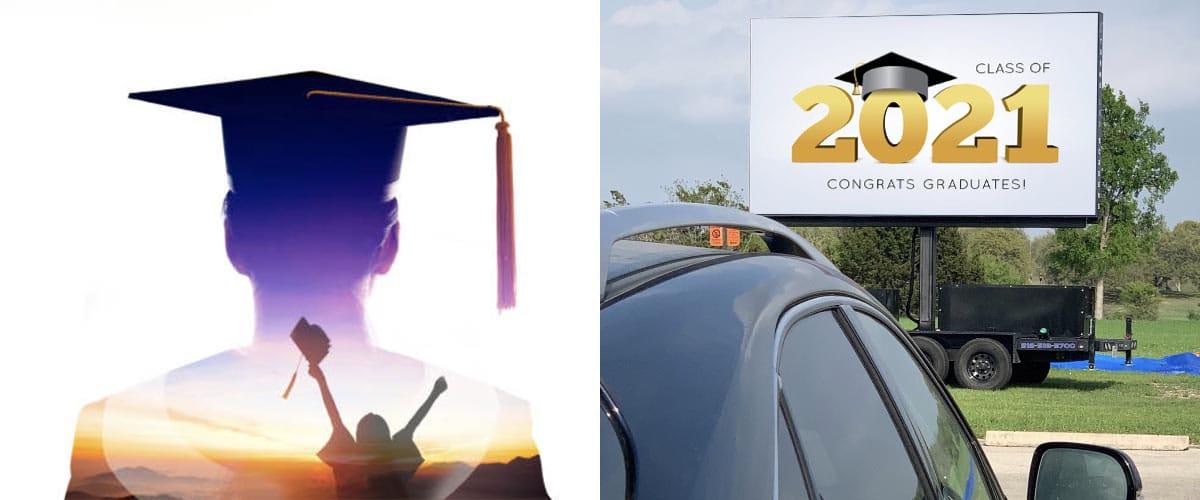 social distancing graduation ideas